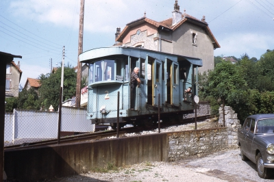 besançon, funiculaire