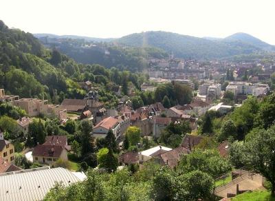 Besançon, bregille